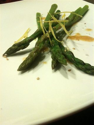 Miso Glazed Asparagus2